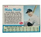 Comprehensive Guide to 1960s Mickey Mantle Cards 60