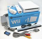 Nintendo Wii WHITE Video Game Console System Bundle Online RVL 001 GameCube Port