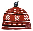 NCAA Adult Unisex Wisconsin Badgers Holiday Winter Beanie Hat Cap New