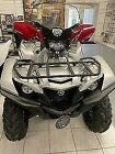 2018 GRIZZLY 700 EPS LE NEW YAMAHA WINDSHIELD HEATED SEAT COVER