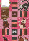 Cats Embroidery Machine Design CD NEW