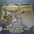 Starting Lineup 2 Extended Series 2001 Tom Glavine Atlanta Braves HOF NIB