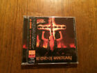 SINNER The End Of Sanctuary CD+OBI JAPAN Mat Sinner Primal Fear Helloween