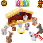 Cute Fisher Price Little People Nativity GIft BOYS and GIRLS
