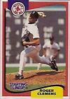 1994 Kenner Starting Lineup Cards #12 Roger Clemens