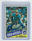 Top 10 Ted Simmons Baseball Cards 26