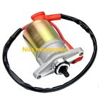 Scooter Motor Starter Motorcycle Starting Motor Electric Starter Gy6 50Cc 60Cc
