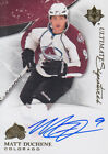 2009-10 Matt Duchene Rookie Card Checklist 22