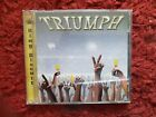 Triumph CD King Biscuit Flower Hour Ultra Rare Deleted Title