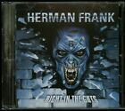 Herman Frank Right In The Guts CD new Accept Sinner