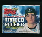 2000 Topps Traded & Rookies Factory Sealed Set Miguel Cabrera