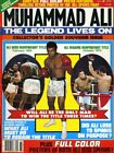 MUHAMMAD ALI: THE LEGEND LIVES ON Boxing Magazine Souvenir Issue 1978 w Poster