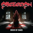 Obsession-Order of Chaos (UK IMPORT) CD NEW