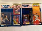 LOT OF 2 - KENNER STARTING LINEUP 1993 & 1994 DAVID CONE