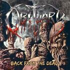 Obituary - Back From The Dead [New CD] UK - Import