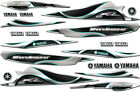 Jet Ski Decal Graphics Kit for Yamaha Waverunner XL1200 1999-2000 Metal Teal