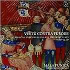 Vertu Contra Furore - Musical Languages in Late Medieval Italy, 13801420, Pedro