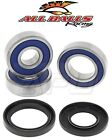 Front Wheel Bearings ZRX 1200 R 01-05 Kawasaki ALL BALLS 25-1390 FreeShipping