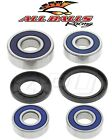 Rear Wheel Bearings FZ700 FZ750 FZR500 FZR600 FZR750 FZX700 TDM850 ALL BALLS APU