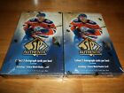(2) 2015-16 UPPER DECK SP AUTHENTIC HOBBY SEALED BOX LOT CONNOR MCDAVID RC