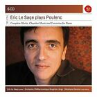 Various-Eric Le Sage Plays Francis Poulenc (UK IMPORT) CD NEW