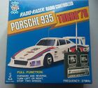RC Radio Racer Porche 935 Full Function Vintage
