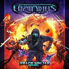 VICTORIUS Space Ninjas From Hell CD NEW & SEALED 2020