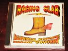 Raging Slab: Dynamite Monster Boogie Concert CD 1993 Def American Recordings USA