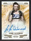 2017 Topps UFC Knockout MMA Cards 18
