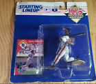 Starting Lineup Cecil Fielder With Collector Card 1995 Factory Sealed 16