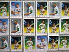 PROVISIONS 5 SETS Lot BARRY BONDS Rickey Henderson RYNE SANDBERG Fleer Card 1991