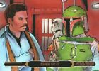 2015 Topps Star Wars Illustrated: The Empire Strikes Back 28