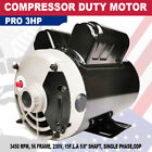 532hp 5 Spl 3450 Rpm Electric Compressor Duty Motor 56 Frame Single Phase