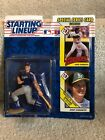 1993 Starting Lineup Jose Canseco Special Series Card
