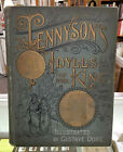 Tennysons Idylls of the King Illustrated by Dore Henry Altemus 1889 38 Plates