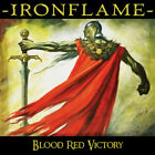 Ironflame - Blood Red Victory [New CD]
