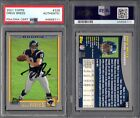 Drew Brees Rookie Cards Checklist and Autographed Memorabilia Guide 66