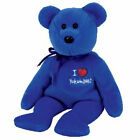 TY Beanie Baby - YOKOHAMA the Bear (I Love Yokohama - Japan Excl) (8.5 inch)