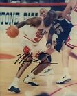 MICHAEL JORDAN Chicago Bulls Autographed Signed 8x10 Photo
