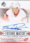 2014-15 SP Authentic Hockey Future Watch Autographs Gallery, Guide 70