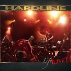 HARDLINE Life Live CD+DVD Deluxe Edition NEW & SEALED 2020