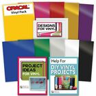 10 Sheets Expressions Adhesive Backed Vinyl  2 Transfer Paper