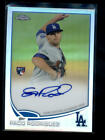 2013 Topps Chrome Baseball - Top Early Pulls and Hit Tracker 18