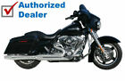 Chrome Thunderheader 2 Into 1 Exhaust Header Pipe System 17 21 Harley Touring M8