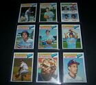 Bert Blyleven Cards, Rookie Cards and Autographed Memorabilia Guide 9