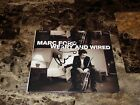 Marc Ford Rare Signed Weary And Wired CD Black Crowes Burning Tree Free Shipping