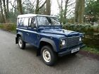 LARGER PHOTOS: 2004 Land Rover defender 90 Hard Top Diesel - 46,000 miles 1 family from new