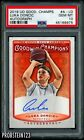 Luka Doncic 2018-19 UD Goodwin Champions Rookie RC Auto PSA 10 GEM MINT POP 1