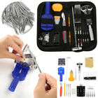 19pcs Watch Band Case Remover Opener Holder Wrench Screwdriver Repair Tools Case