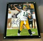 Aaron Rodgers Rookie Cards Checklist and Autographed Memorabilia 55